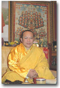 The 12th Kenting Tai Situ Rinpoche